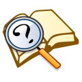 120px-Question_book_magnify2.svg
